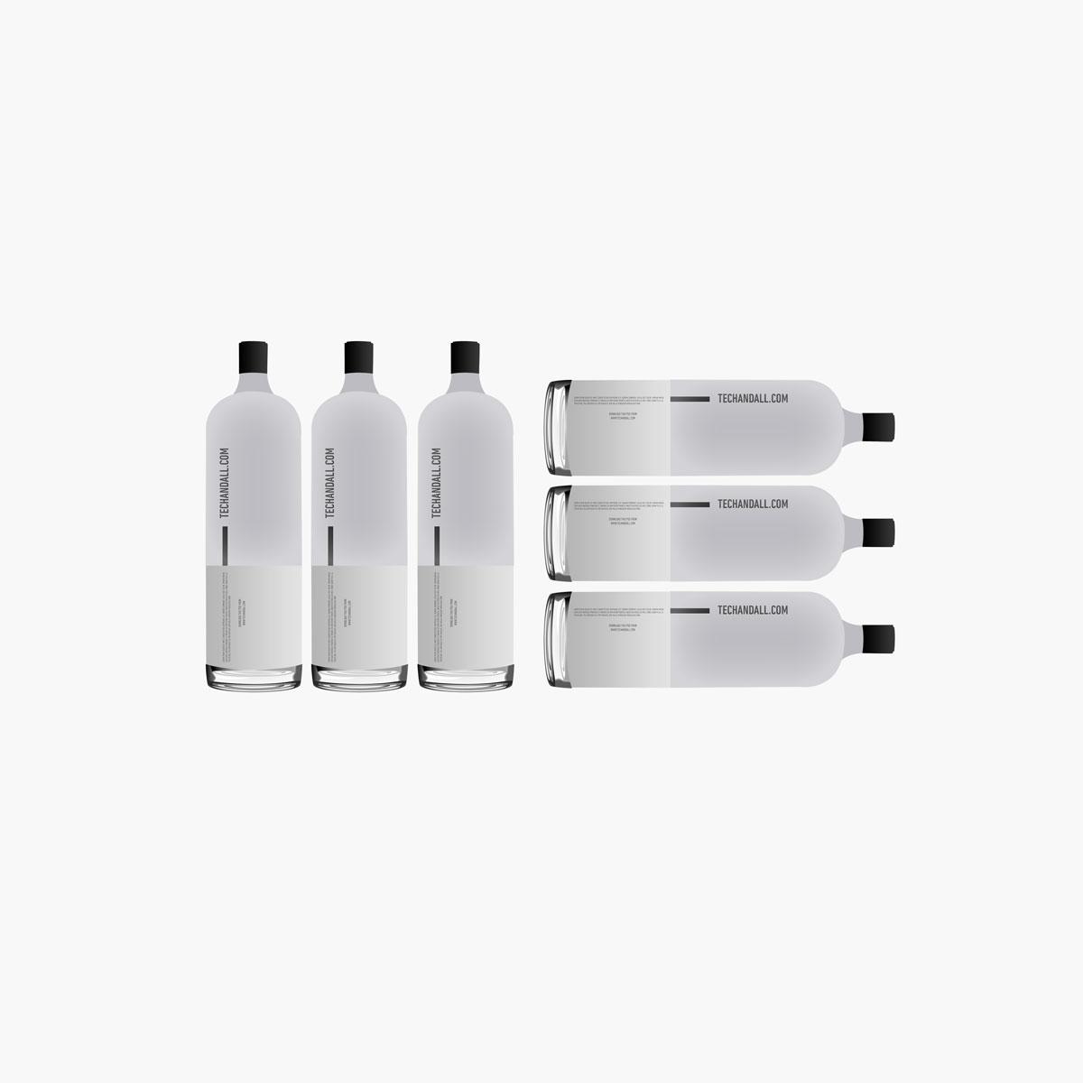 Techandall minimalist waterbottle for Minimalist werden